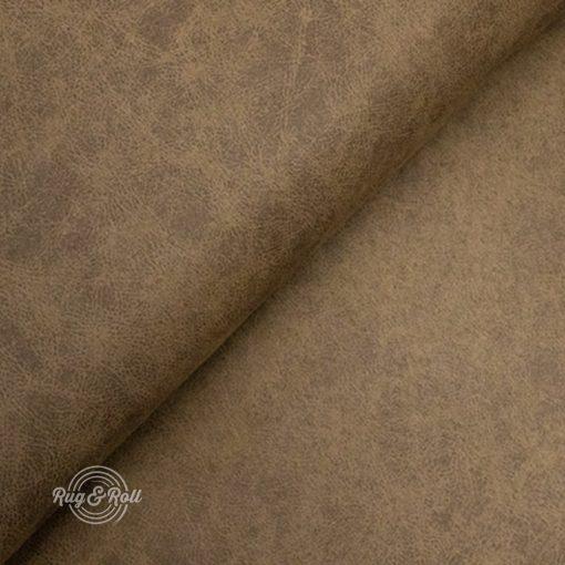 ARIKO 4 -hamvas barna, puha felületű textilbőr