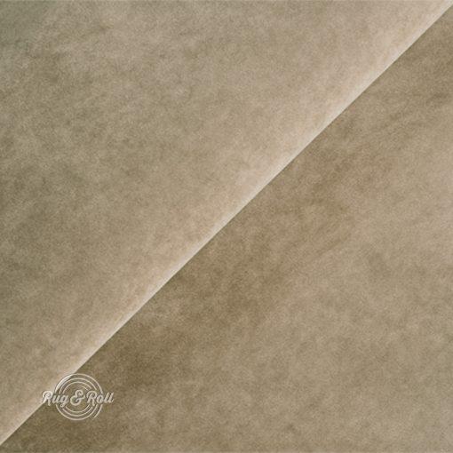 Salvador 3 - homokszín, könnyen tisztítható, prémium bársony bútorszövet