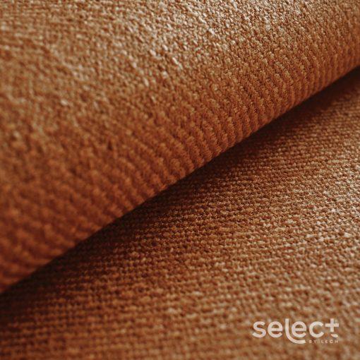 DELICATO 8 - narancssárga, környezetbarát modern bútorszövet