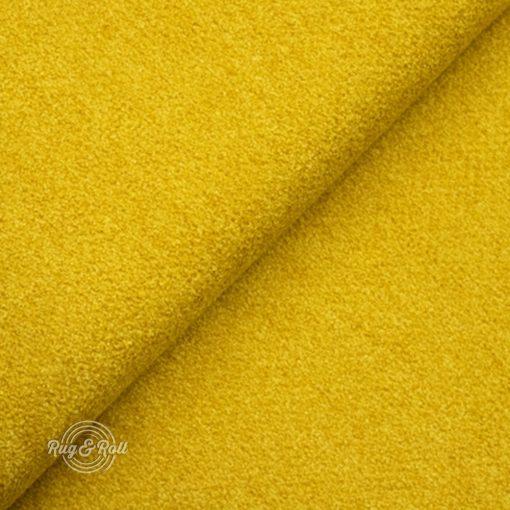 SERTA 20 - mustársárga, könnyen tisztítható, vízlepergető tulajdonságú bútorszövet