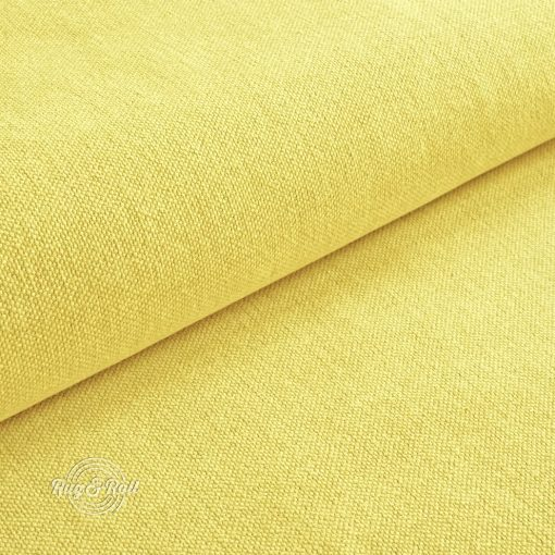 RESPIRO 17 - égéskésleltett tulajdonságú, könnyű szerkezetű bútorszövet, citromsárga