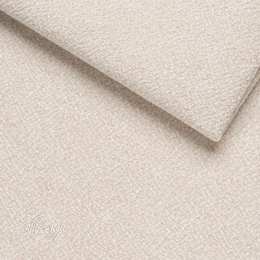 NAOMI 3417 Ivory - könnyen tisztítható, vízlepergető bútorszövet