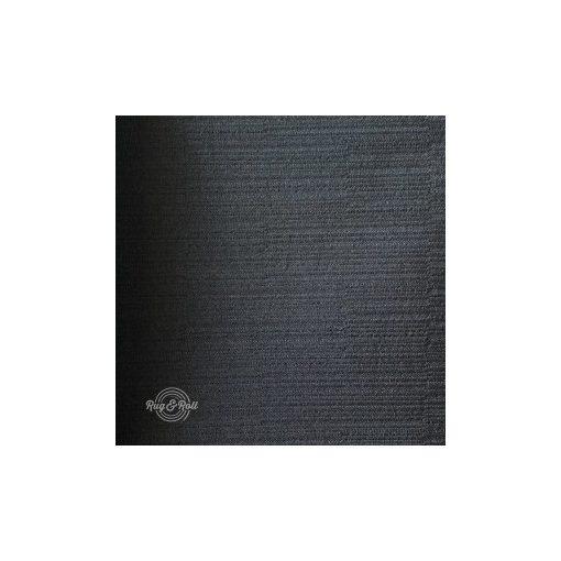 Autokárpit 472-4 fekete, anyagában csíkos autókárpit szivacsos hátoldallal