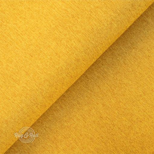 LOOK 17 - mustársárga, modern, könnyen tisztítható, strapabíró bútorszövet