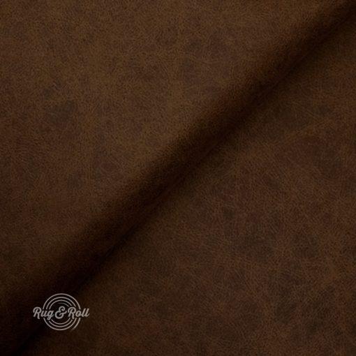 ARIKO 6 - sötétbarna, puha felületű textilbőr