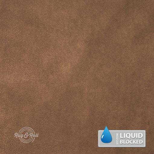 MINDELO 5 - aranybarna, könnyen tisztítható, velúrhatású, vízlepergető bútorszövet
