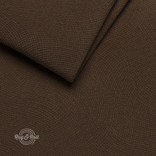 LOCA 10 - barna, nyomott mintás vízzel tisztítható bútorszövet