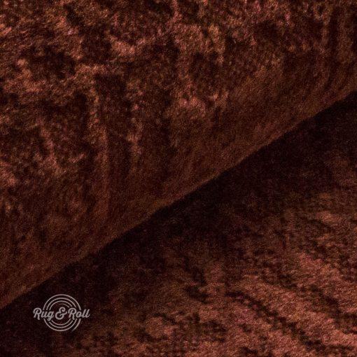 Velvetto 12- aranybarna, fényes nyomott mintás, magas kopásállóságú bársony bútorszövet