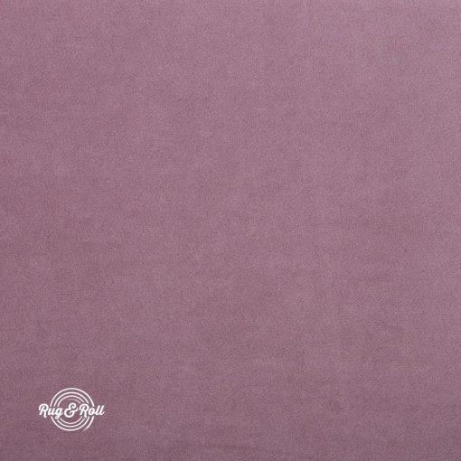 SUPER 254 - mályva, vízzel tisztítható prémium bársony bútorszövet