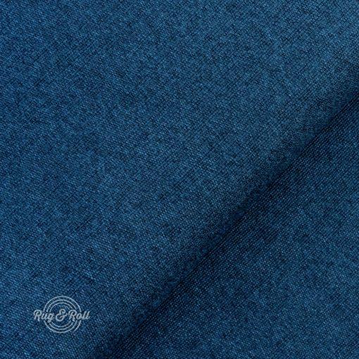 SAMOA 7 - acélkék, könnyen tisztítható, vízlepergető bútorszövet