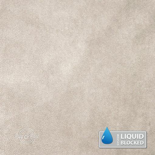 MINDELO 1 - bézs, könnyen tisztítható, velúrhatású, vízlepergető bútorszövet