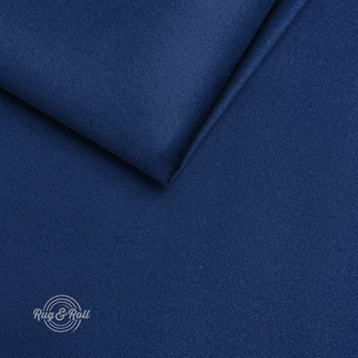 AMOR VELVET 4314 - sötétkék, vízlepregető prémium bútorszövet