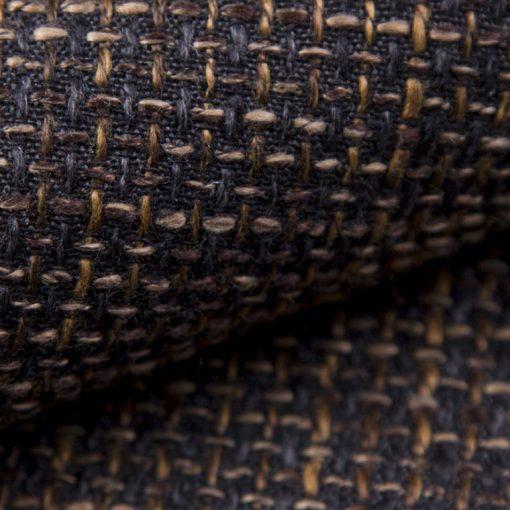 NEVADA 17 - barna-fekete - magas kopásállóságú zsákszövet