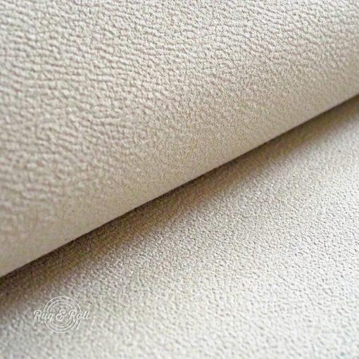 MITEZZA 1 - ekrü,  puha tapintású, velúros felületű textilbőr