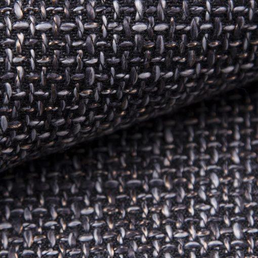 NEVADA 34 - szürke-fekete-fényes, magas kopásállóságú, zsákszövet