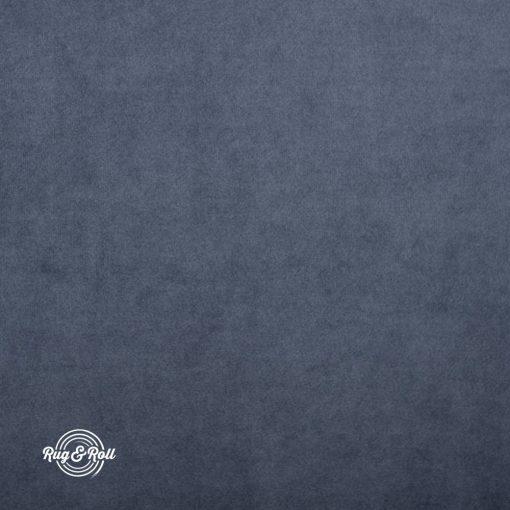 SUPER 266 - sötétszürke, vízzel tisztítható prémium bársony bútorszövet