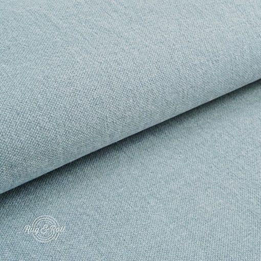 RESPIRO 23 - égéskésleltett tulajdonságú, könnyű szerkezetű bútorszövet, halvány kékesszürke