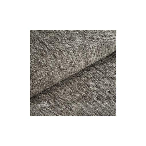 Tessero 5 - taupe, zseníliás felületű, puha kellemes tapintású bútorszövet