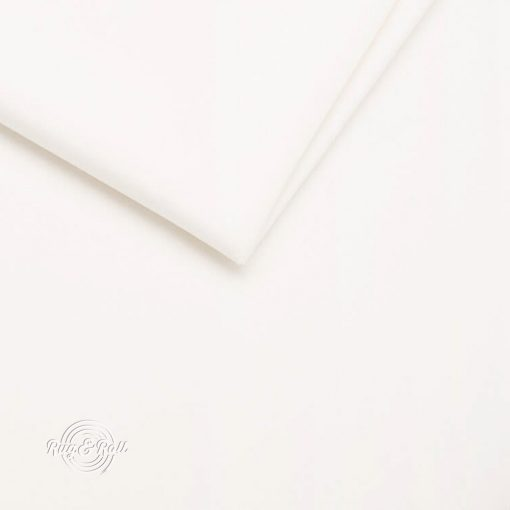 AMOR VELVET 4317 - fehér, vízlepregető prémium bútorszövet
