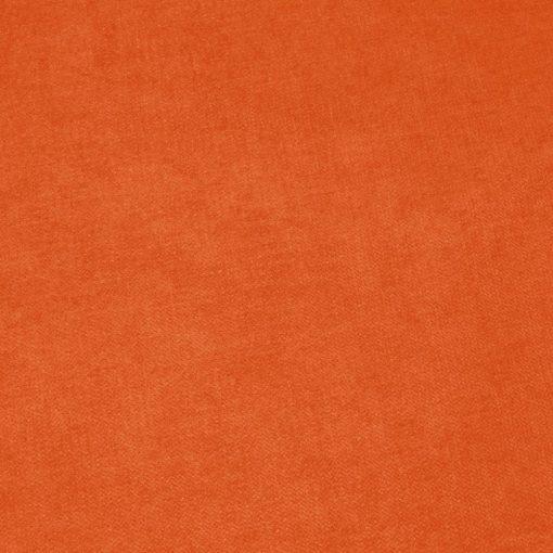 ROSTO 51 - narancssárga, puha tapintású síkszövet