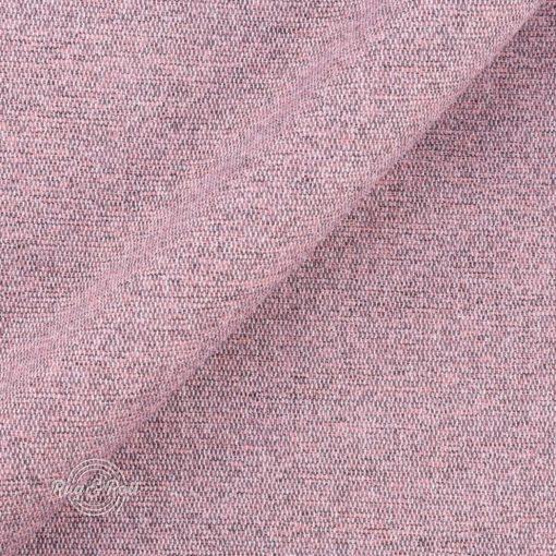 RAQUEL 1 - vízlepergető és vízzel tisztítható bútorszövet, lilás rózsaszín