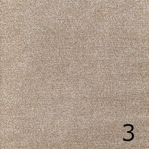 ALFA 3 - bézs, puha felületű, magas kopásállóságú  bútorszövet
