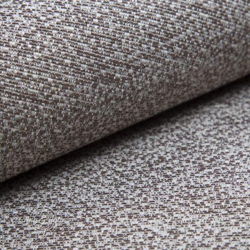 LINO 6 - capuccino, környezetbarát bútorszövet, 10% lentartalommal, természetes anyagokból