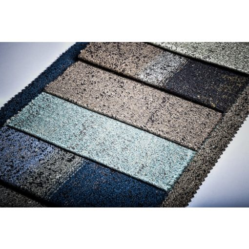 RIGATTO mintás, légáteresztő modern bútorszövet, 5 színben