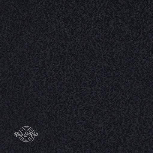 West 10 - fekete, puha tapintású prémium minőségű textilbőr
