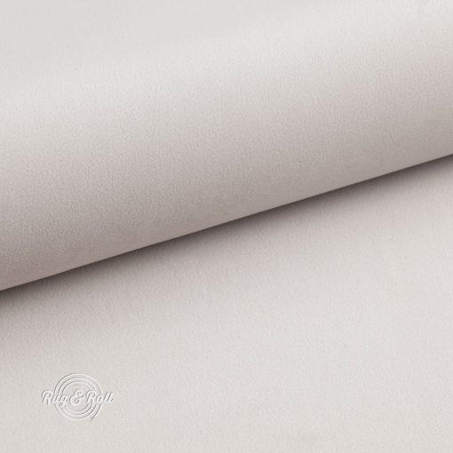 OTUSSO 1 - bársonyos bútorszövet, bézs mályvás beütéssel