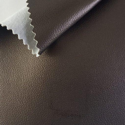 Non Plus 345-bronzbarna, extrém kopásállóságú, fertőtleníthető, színes prémium textilbőr