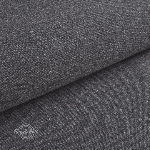 RESPIRO 30 - égéskésleltett tulajdonságú, könnyű szerkezetű bútorszövet, lilás sötétszürke