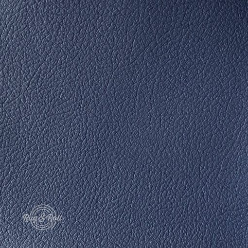 SPRING 525 - sötétkék, magas kopásállóságú, kültéri, UV-álló, vízhatlan, autós, hajós prémium textilbőr