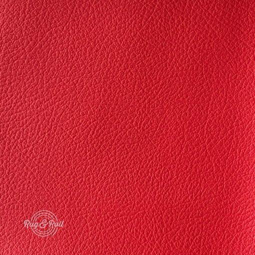 SPRING 220 - piros, magas kopásállóságú, kültéri, UV-álló, vízhatlan, autós, hajós prémium textilbőr