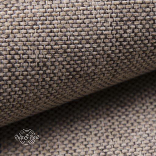 MUNA 3 -  capuccino, magas kopásállóságú, zsákszövet anyagú bútorszövet