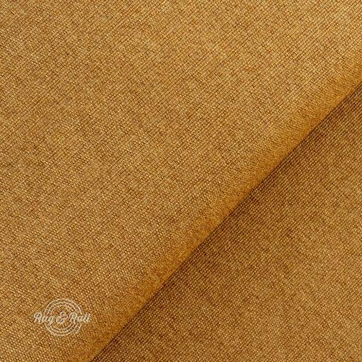 SAMOA 5 - mustársárga, könnyen tisztítható, vízlepergető bútorszövet