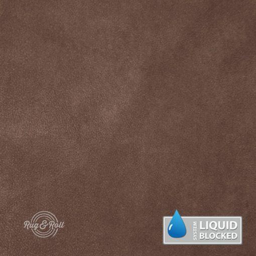 MINDELO 8 - barna, könnyen tisztítható, velúrhatású, vízlepergető bútorszövet