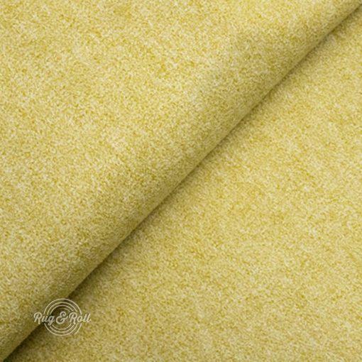 SERTA 8 - halványsárga, könnyen tisztítható, vízlepergető bútorszövet