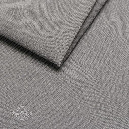 LOCA 31 - szürke, nyomott mintás vízzel tisztítható bútorszövet
