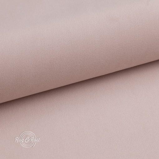 OTUSSO 7 - bársonyos bútorszövet, rózsaszín