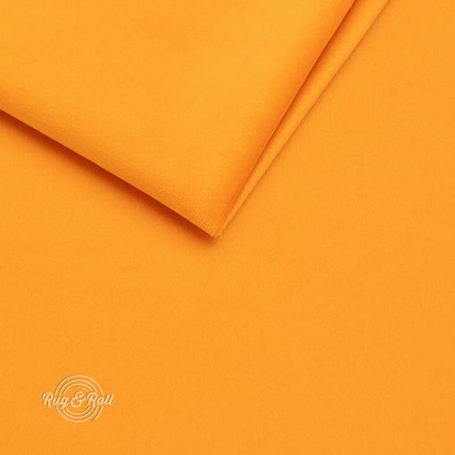 AMOR VELVET 4309 - sárga, vízlepregető prémium bútorszövet