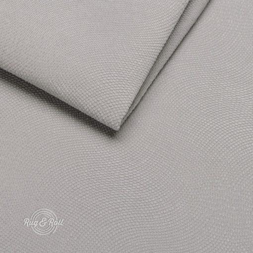 LOCA 30 - világosszürke, nyomott mintás vízzel tisztítható bútorszövet