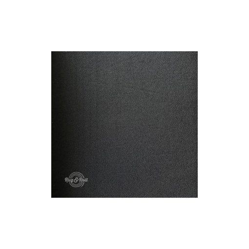 Autokárpit fekete színben - egyszínű autókárpit szivacsos hátoldallal