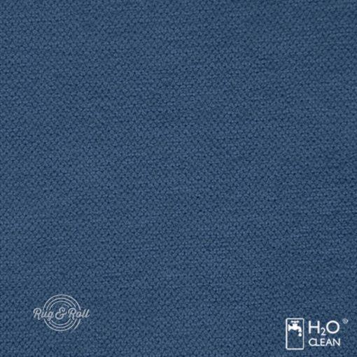 LIBERTO 12 - kék, vízzel tisztítható bútorszövet