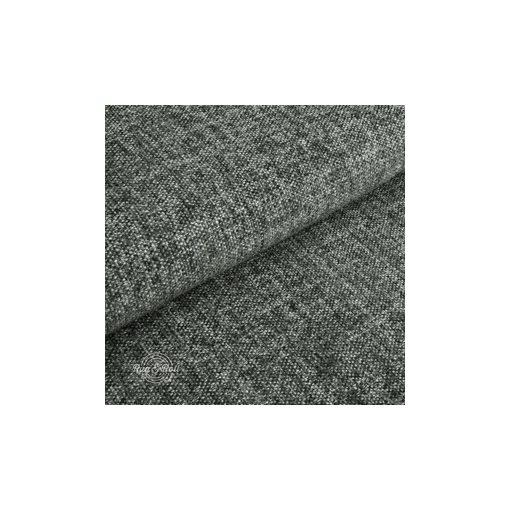 Tessero 2 - sötétszürke, zseníliás felületű, puha kellemes tapintású bútorszövet