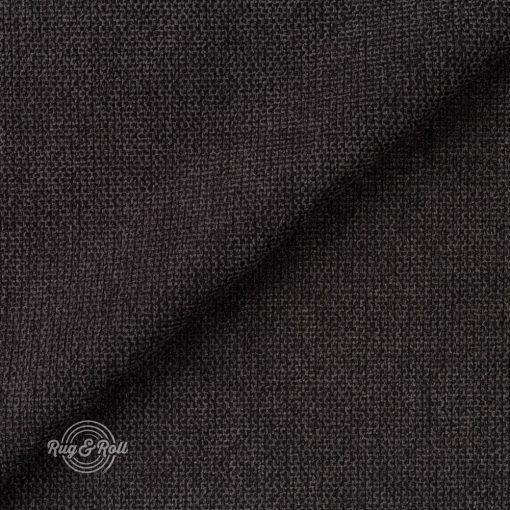 LIWALE 7 - fekete, könnyen tisztítható, vízlepergető bútorszövet