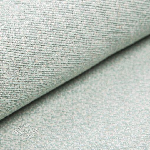 LINO 3 - mentazöld, környezetbarát bútorszövet, 10% lentartalommal, természetes anyagokból