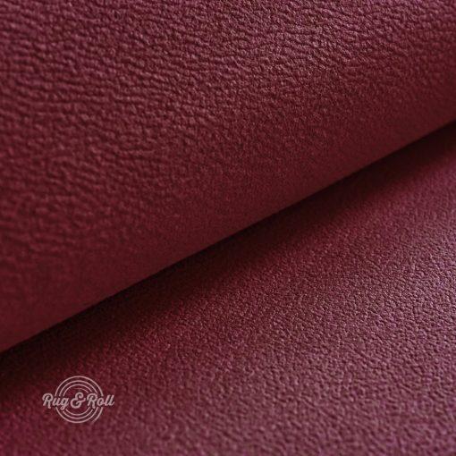 MITEZZA 14 - bordó, puha tapintású, velúros felületű textilbőr