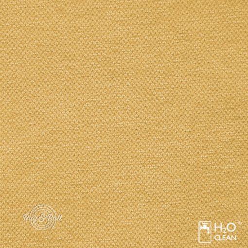 LIBERTO 7 - sárga, vízzel tisztítható bútorszövet