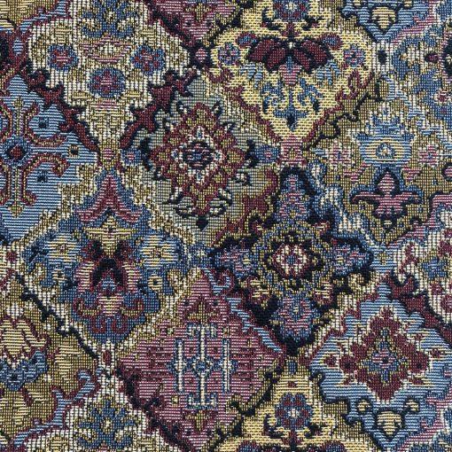 PRÁGA 29-001 mozaik mintás klasszikus bútorszövet